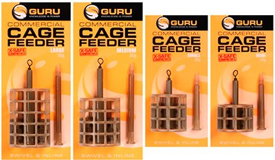 "Кормушка ""GURU"" ""Commercial Cage Feeder Medium"" 30 гр. GCCM"
