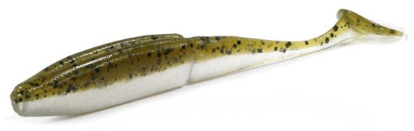 #058 Green Pumpkin Shad