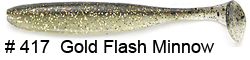 #417:Gold Flash Minnow