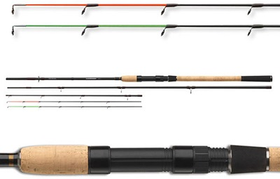 "Удилище ""DAIWA"" ""Windcast Feeder WNF12HQ-AD"" 3.60 м. 150 гр."